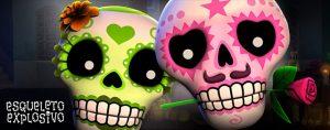 Esqueletos explosivo